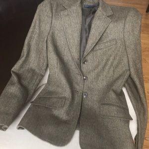 Ralph Lauren blue label blazer size 4